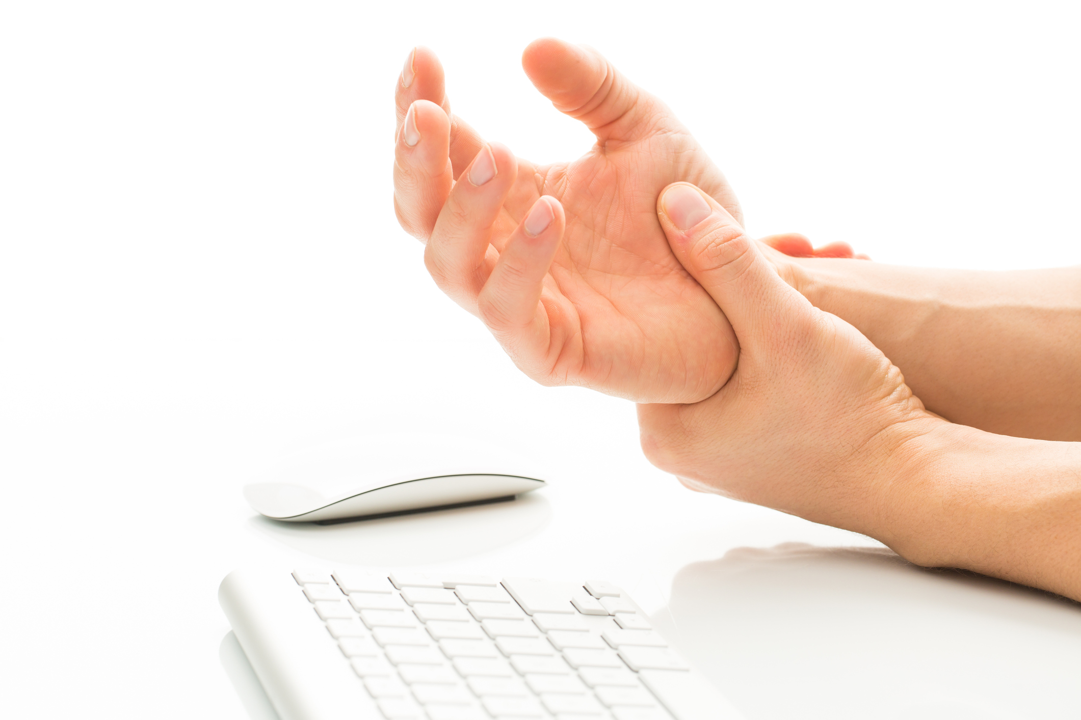 Carpal Tunnel Syndrome graphic